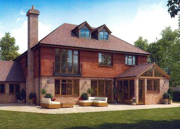 Thumbnail 6 bed detached house for sale in Keswick Road, Bookham, Leatherhead