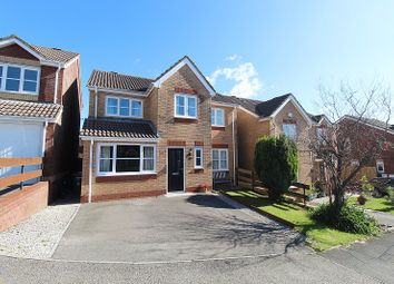 Thumbnail 4 bed detached house for sale in Delfryn, Miskin, Pontyclun, Rhondda, Cynon, Taff.