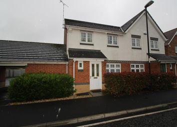 Thumbnail 3 bed semi-detached house to rent in Aydon Gardens, Longbenton, Newcastle Upon Tyne