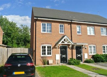Thumbnail 2 bedroom end terrace house for sale in Windsor Avenue, Peterborough, Cambridgeshire