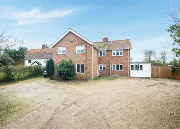 Thumbnail 5 bed detached house for sale in The Street, Weybread, Diss, Suffolk