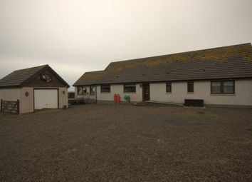 Thumbnail 4 bed detached bungalow for sale in Auckengill, Wick