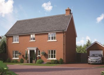Thumbnail 4 bed detached house for sale in Farrendon Court, Off Stratford Close, Aston Clinton