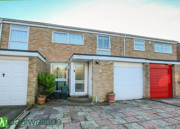 Thumbnail 3 bed terraced house for sale in Westmeade Close, Cheshunt, Waltham Cross