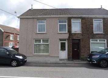 Thumbnail 3 bedroom semi-detached house to rent in Bridge Street, Maesteg, Mid Glamorgan