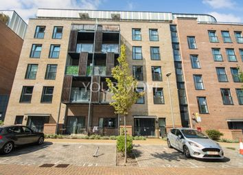 Thumbnail 2 bed flat for sale in Maxwell Road, Romford