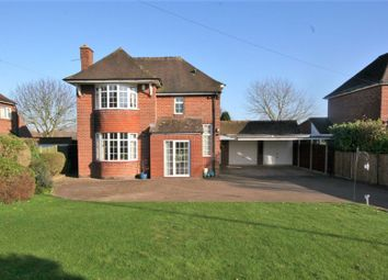 Thumbnail 5 bed detached house for sale in Cirencester Road, Witcombe, Gloucester