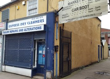 Thumbnail Retail premises for sale in Great Bridge, Tipton