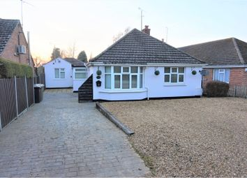Thumbnail 2 bed detached bungalow for sale in Bramble Drive, King's Lynn