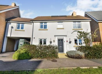 Thumbnail 4 bed link-detached house for sale in Emberson Croft, Chelmsford