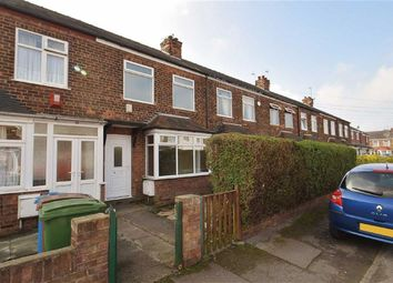 Thumbnail 2 bed terraced house to rent in Cambridge Road, Hessle