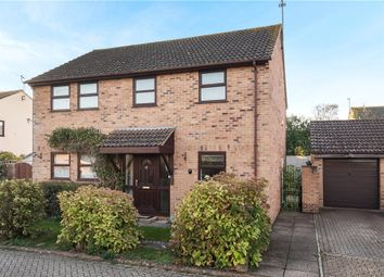 Thumbnail 4 bed detached house for sale in Duchy Close, Dorchester