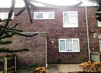 Thumbnail 4 bed terraced house to rent in Marton Close, Birmingham