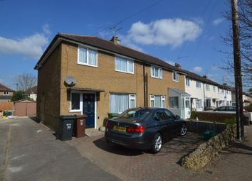 Thumbnail 3 bedroom end terrace house for sale in Harvey Road, London Colney, St. Albans