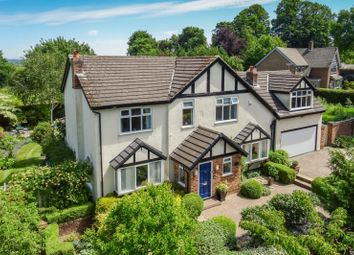 Thumbnail 5 bed detached house for sale in Burford Lane, Lymm
