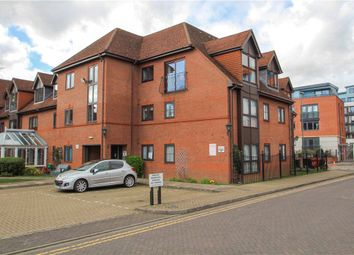 Thumbnail 2 bed flat for sale in Firwood Court, Southwell Park Road, Camberley, Surrey