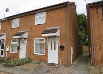 Thumbnail 2 bedroom end terrace house to rent in Marshland Drive, Holbeach, Spalding