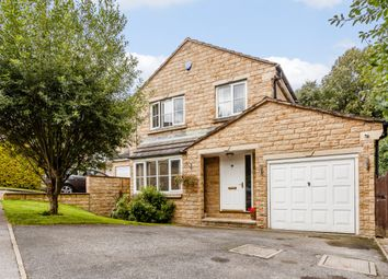 Thumbnail 4 bedroom detached house for sale in Woodlea Avenue, Huddersfield, West Yorkshire