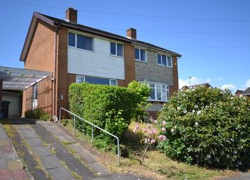 Thumbnail 3 bed semi-detached house for sale in Cambridge Drive, Clayton, Newcastle-Under-Lyme