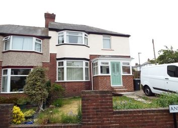 Thumbnail 2 bed semi-detached house to rent in Ansell Road, Ecclesall
