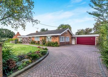 Thumbnail 4 bed bungalow for sale in White Cross, Haughton, Stafford, Staffordshire