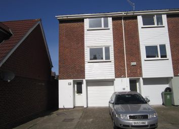 Thumbnail 3 bedroom town house for sale in Battenburg Avenue, Portsmouth
