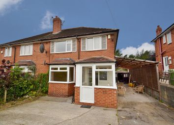 Thumbnail 3 bed semi-detached house to rent in Moor Allerton Avenue, Roundhay, Leeds
