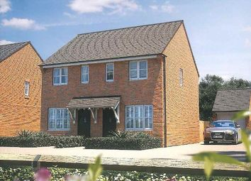 Thumbnail 2 bedroom terraced house to rent in Woodlands Avenue, Trimley St. Mary, Felixstowe