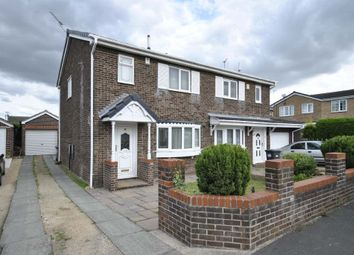 Thumbnail 3 bed semi-detached house to rent in Farringdon Drive, Rossington, Doncaster, South Yorkshire