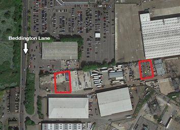 Thumbnail Land to let in Beddington Lane, Croydon