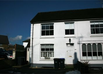 Thumbnail 3 bed flat for sale in Keymer Road, Hassocks, West Sussex