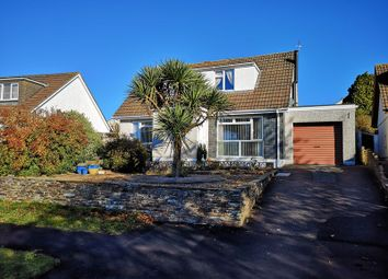 Thumbnail 4 bed detached bungalow for sale in Carter Close, Newquay