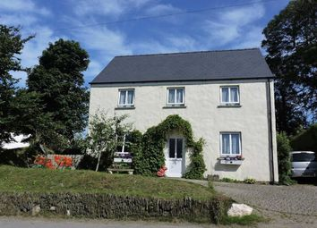 Thumbnail 3 bed detached house for sale in St. Davids Road, Letterston, Haverfordwest