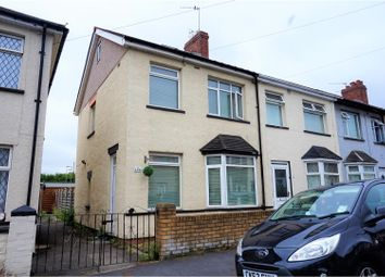 Thumbnail 2 bed end terrace house for sale in Conway Road, Newport