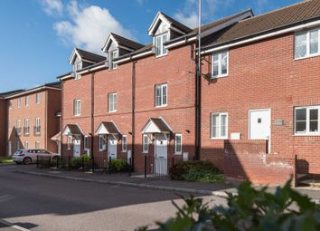 Thumbnail 4 bed town house for sale in Bahram Road, Queens Hill, Norwich