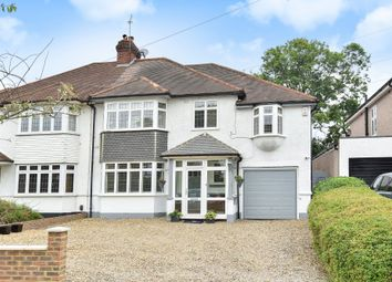 Thumbnail 5 bed semi-detached house for sale in Hayes Chase, West Wickham