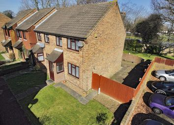 Thumbnail 3 bed end terrace house for sale in Windmill Court, West Green, Crawley, West Sussex