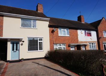 Thumbnail 2 bed terraced house for sale in Sterndale Road, Birmingham