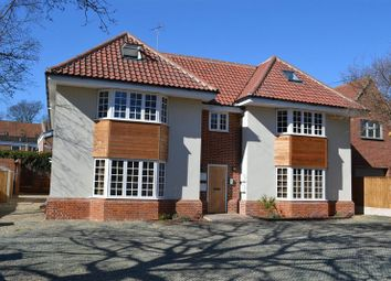 Thumbnail 2 bedroom flat to rent in Harvey Lane, Thorpe St. Andrew, Norwich