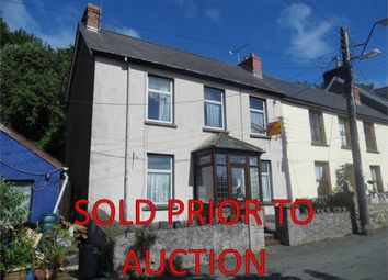 Thumbnail 3 bed end terrace house for sale in Lynsway House, 5 Goedwig Terrace, Goodwick, Pembrokeshire