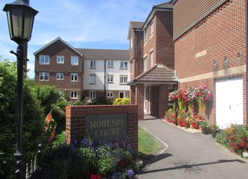 Thumbnail 1 bed flat for sale in Westbury Road, Fareham
