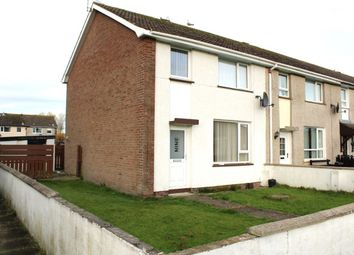 Thumbnail 3 bed terraced house to rent in Shackleton Walk, Newtownards