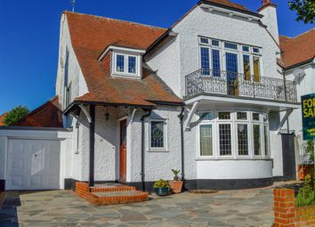 4 bed detached house for sale in Hall Park Avenue, Westcliff-On-Sea SS0