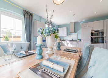 Thumbnail 3 bedroom flat for sale in Coningsby Place, Poundbury