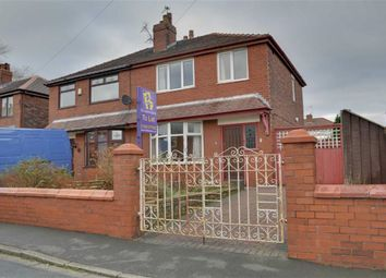 Thumbnail 3 bed semi-detached house to rent in Lynwood Grove, Atherton, Manchester