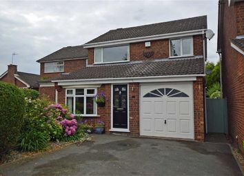 Thumbnail 3 bed detached house for sale in Ferndale Drive, Ratby, Leicester