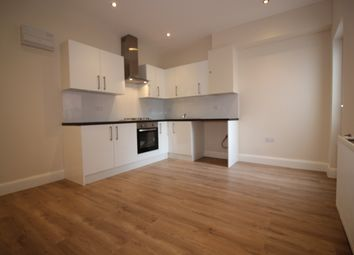 Thumbnail 2 bed flat to rent in Manor Road, London