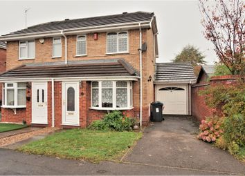 Thumbnail 2 bed semi-detached house for sale in Brick Kiln Lane, Great Barr