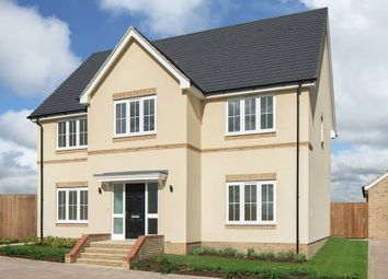 "Thumbnail 5 bed detached house for sale in ""The Samville_Rendered"" at Bury Water Lane, Newport, Saffron Walden"