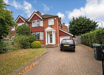 Thumbnail 3 bed semi-detached house to rent in Roding View, Buckhurst Hill